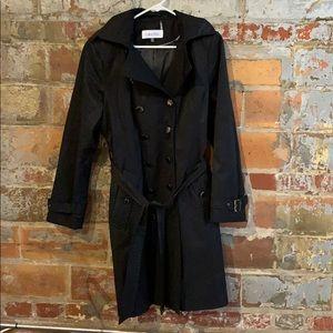 PL Calvin Klein rain coat